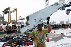 Máy bay Indonesia lao xuống biển: Những nhận định mới nhất, gây sốc của chuyên gia