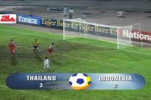 Tránh Việt Nam, Thái Lan và Indonesia tạo nên vết nhơ nhất lịch sử AFF Cup