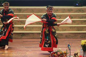 Sôi nổi những hoạt động giới thiệu lễ hội, nghi thức sinh hoạt truyền thống dân tộc vùng Đông Bắc tại tỉnh Vĩnh Phúc