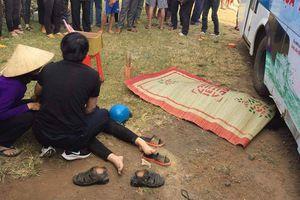 Đắk Lắk: 2 vợ chồng qua đường bị xe buýt cán tử vong thương tâm
