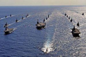 Tàu sân bay Mỹ tung hoành trong cuộc tập lớn nhất trong lịch sử Nhật Bản