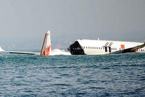 Báo động an toàn hàng không sau vụ máy bay Lion Air chở 189 người rơi xuống biển ở Indonesia