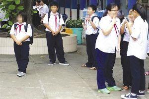 Gần 20% học sinh Hà Nội bị thừa cân béo phì
