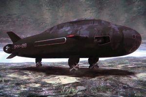 Phiên bản nâng cấp cực mạnh của 'tàu ngầm bò sát' có khả năng thay đổi mọi 'cuộc chơi'