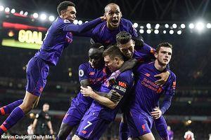 Arsenal 1-1 Liverpool: Tiệc tấn công hấp dẫn