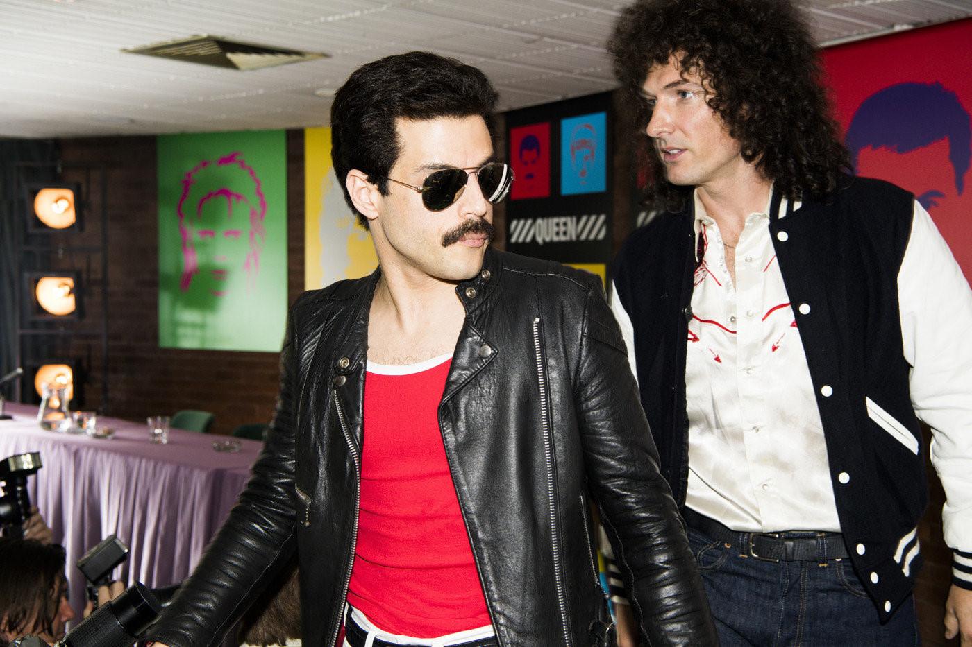 Phim 'Bohemian Rhapsody' gây bão tại phòng vé Bắc Mỹ