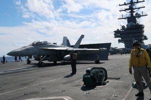 Hải quân Mỹ - Nhật tập trận lớn, cam kết sự hiện diện tại châu Á