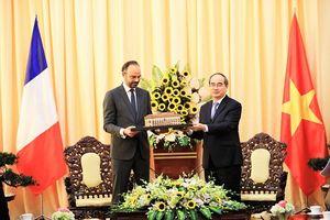 Thủ tướng Pháp Édouard Philippe thăm TP Hồ Chí Minh
