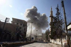 Nổ tung trụ sở quân đội Nga ở Syria, 7 quân nhân tử nạn
