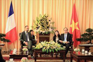 Thủ tướng Pháp Édouard Philippe thăm TPHCM