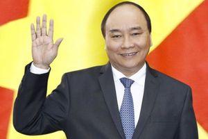 Thủ tướng lên đường tham dự Hội chợ nhập khẩu quốc tế Trung Quốc