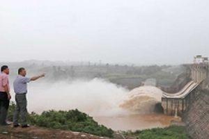 Bảo đảm an toàn hồ, đập thủy điện mùa mưa bão