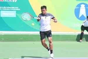 Hoàng Nam lọt vào chung kết Việt Nam F5 Futures