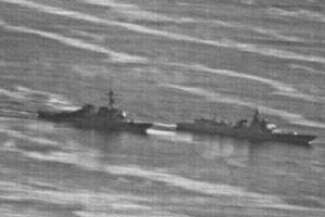 Hải quân Mỹ liên tục chạm trán 'không an toàn' với Trung Quốc