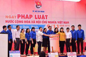 TP Hồ Chí Minh sôi nổi các hoạt động hưởng ứng Ngày Pháp luật 2018