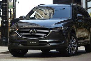 Mazda CX-8 2019 động cơ tăng áp vừa ra mắt có gì?