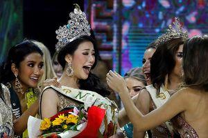 Câu trả lời thông minh của Nguyễn Phương Khánh tại Miss Earth 2018