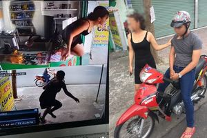 Nóng trên mạng xã hội: Tên cướp 'số nhọ' và nữ thủ phi phàm