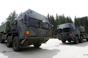 Mỹ tích hợp tên lửa Patriot tại Đức