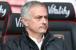 Mourinho tự nhận là HLV may nhất Ngoại hạng Anh