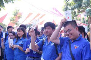 Tổ chức các phiên tòa giả định dành cho thanh niên công nhân