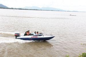 Âm ỉ dòng chảy hàng lậu ở biên giới An Giang
