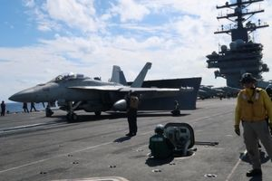 Mỹ tái khẳng định cam kết với châu Á bằng tập trận quy mô lớn với Nhật
