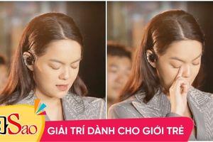 Phạm Quỳnh Anh nói gì khi clip vừa hát vừa khóc nghẹn từ trước khi có tin ly hôn được dân mạng chia sẻ rầm rộ