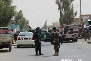 Quân đội Afghanistan tiêu diệt chỉ huy cấp cao của Taliban