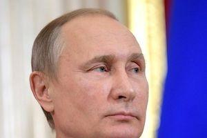 Niềm tự hào của TT Putin về 'phẩm chất đặc biệt' của tình báo Nga ở Syria