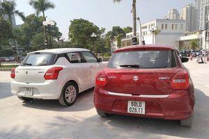 Cận cảnh Suzuki Swift thế hệ mới giá từ 499 triệu đồng sắp ra mắt tại Việt Nam