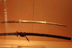 Vén màn bí ẩn ba vũ khí huyền thoại của Nhật Bản