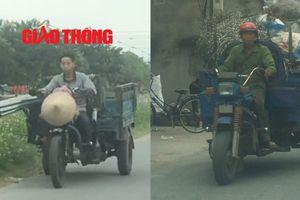 Xe tự chế 'made in China' đặt mua bao nhiêu cũng có