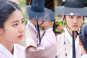 Phát hành những bức ảnh cuối cùng của D.O. (EXO) và Nam Ji Hyun trong '100 Days My Prince'