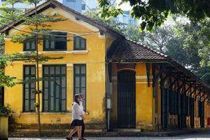 Ngôi trường 110 tuổi ở Hà Nội: 'báu vật' giữa lòng phố