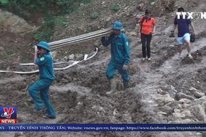 Sập hầm khai thác vàng tại Hòa Bình