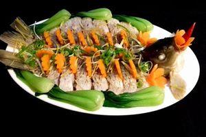 Bí quyết làm cá chép hấp xì dầu mềm thơm mà không tanh