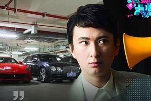Phú nhị đại số 1 Trung Quốc: Tôi không chọn bạn vì tiền, làm gì có người nhiều tiền như tôi!