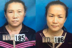 Hai chị em ruột bị bắt sau 10 năm bán thiếu nữ 21 tuổi sang Trung Quốc