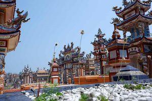Thừa Thiên Huế: Sẽ không hình thành mới những 'thành phố' lăng mộ?