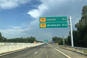 'Nói chất lượng cao tốc Đà Nẵng - Quảng Ngãi chỉ đạt 6/10 điểm là đánh giá thiếu cơ sở'