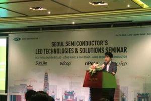 Seoul Semiconductor giới thiệu giải pháp chiếu sáng LED tiên tiến tại Việt Nam