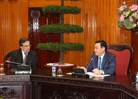 Việt-Pháp cùng thúc đẩy hợp tác, đầu tư tăng cao hơn nữa