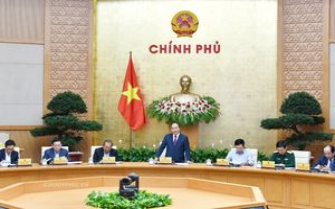Thủ tướng chỉ đạo nhiệm vụ 2 tháng cuối năm, chuẩn bị cho 2019