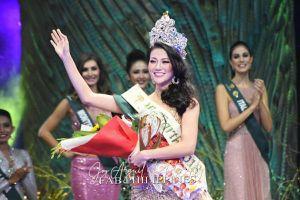 Nhìn lại hành trình đến ngôi vị Hoa hậu Trái Đất của Phương Khánh