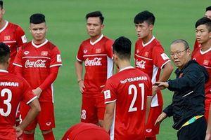 HLV Park Hang-seo chốt danh sách cuối cùng dự AFF Cup 2018