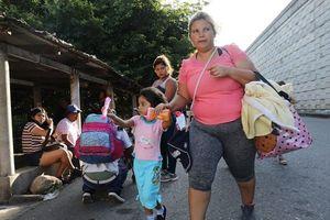 Bộ Quốc phòng Mỹ từ chối điều quân tới biên giới với Mexico