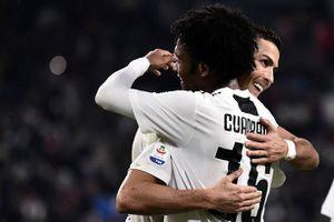 Toàn cảnh Juventus 3-1 Cagliari: Ronaldo kiến tạo, Dybala lập công