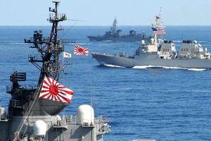 Tàu sân bay Mỹ tham gia cuộc tập lớn nhất trong lịch sử Nhật Bản