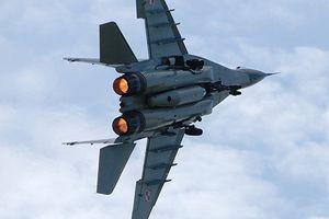 Nga xác nhận chiến đấu cơ MiG-29 bị rơi tại Ai Cập khi huấn luyện